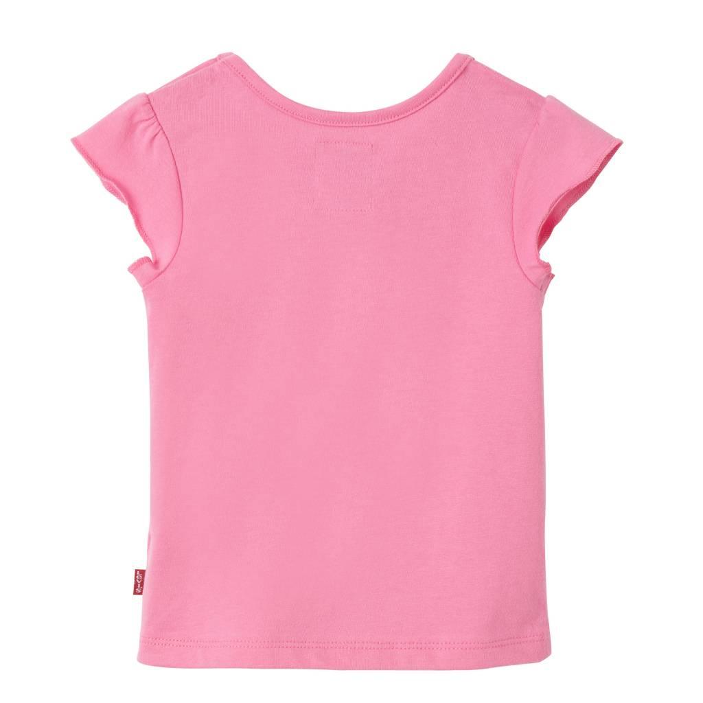 Levi's T-shirt sachet pink