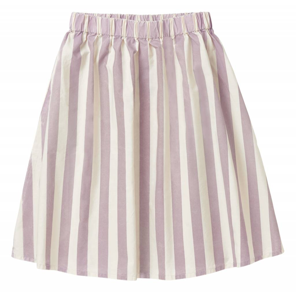 Sproet & Sprout Long skirt stripe