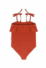 Maed for mini Spicy Parrot swimsuit