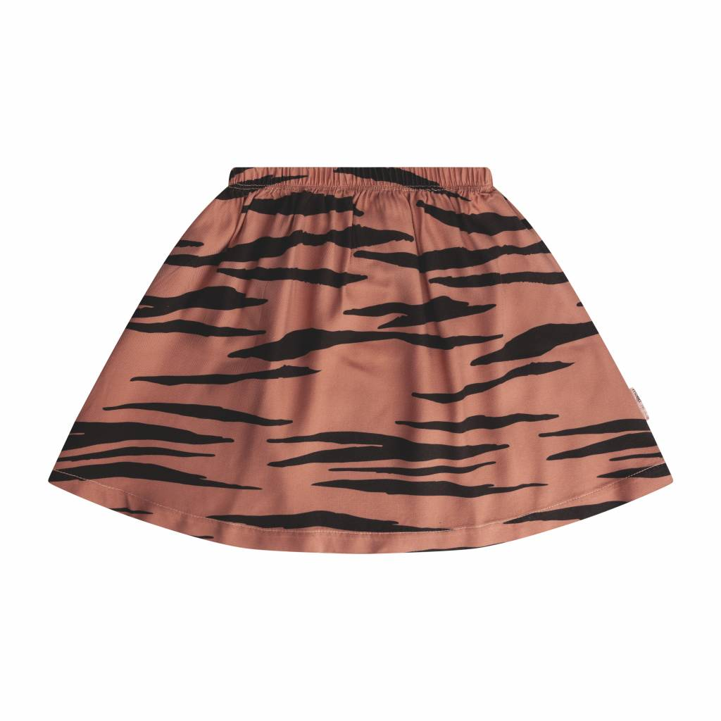 Maed for mini Pink Tiger skirt
