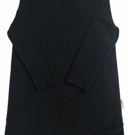 Maed for mini Black Bird t-shirt dress