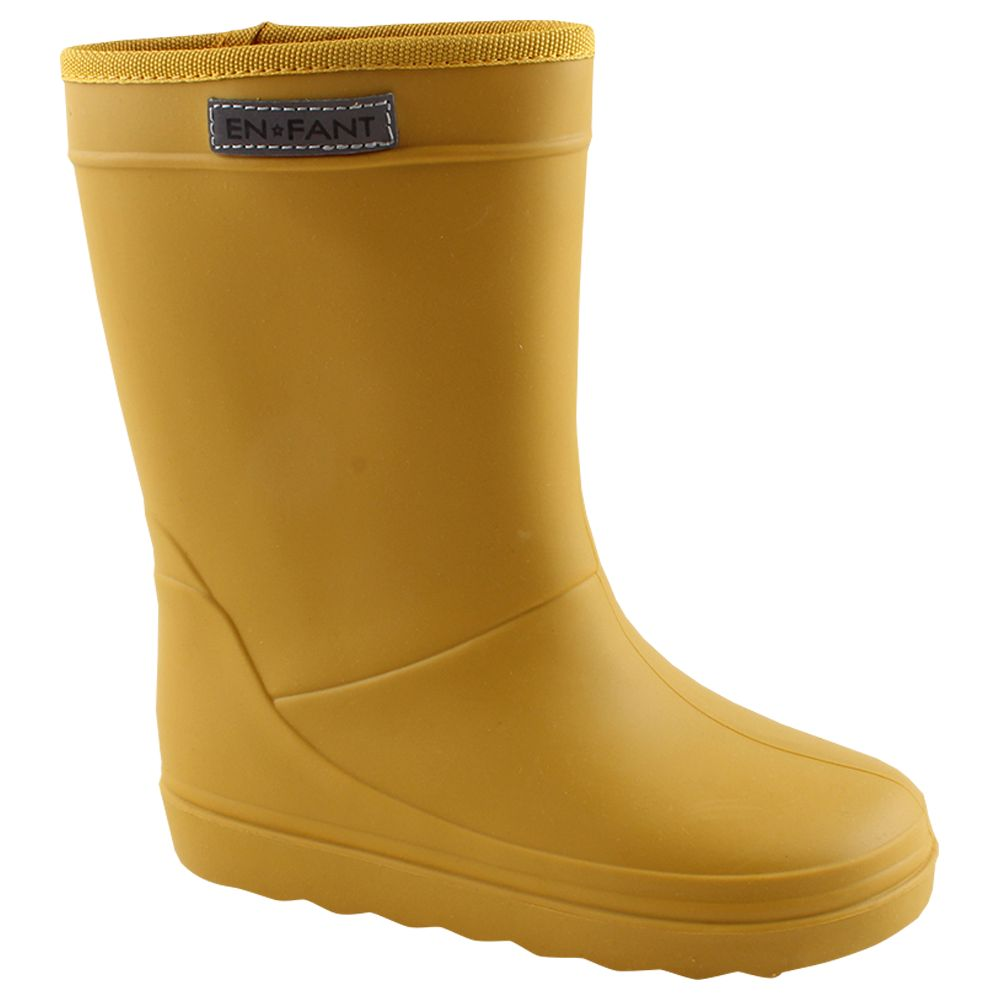 en'fant Triton Rainboot yellow