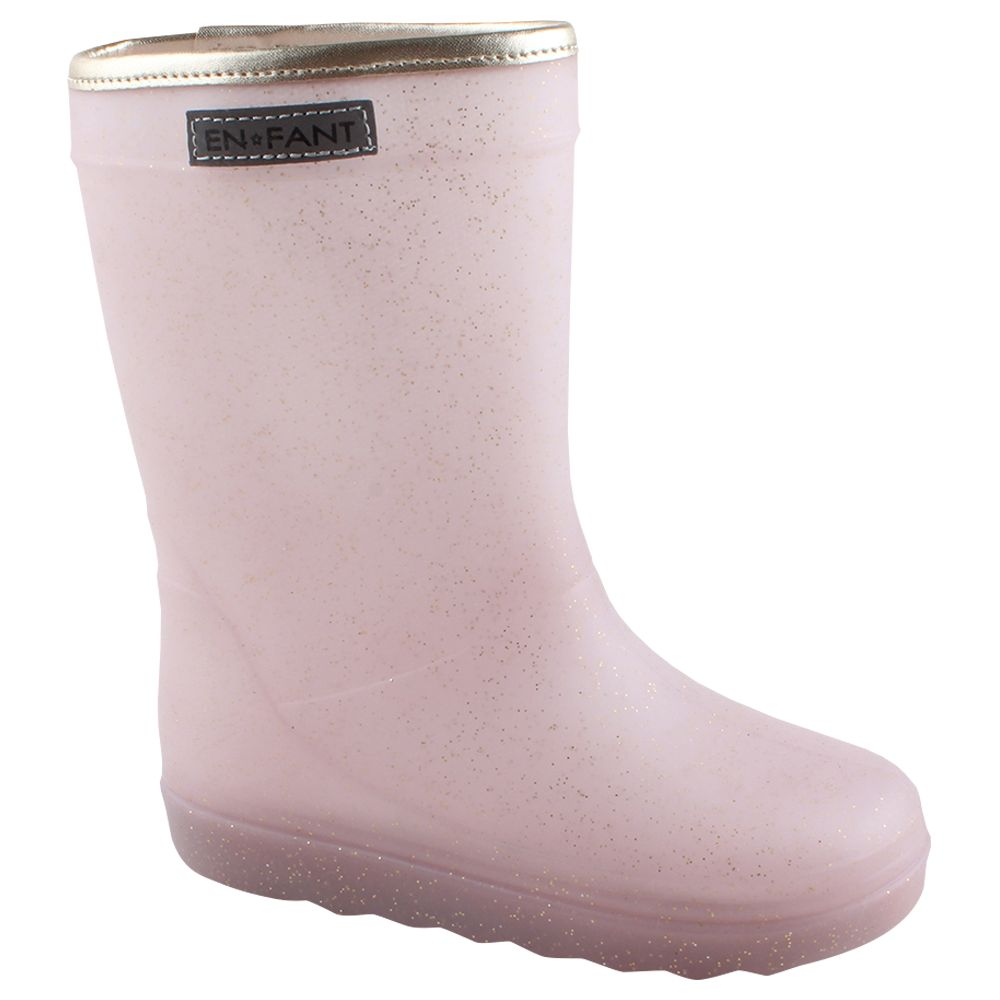 en'fant Tritan rainboot rose gold