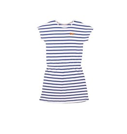 One we Like Pop Dress SS Stripes-Glasses