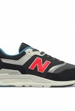 New Balance PR997 M HAI black/red