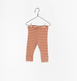 Play-up Striped rib legging