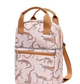 Petit Monkey Backpack Leopard gecko S