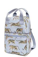Petit Monkey Backpack tigers grey S