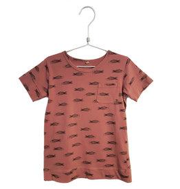 Lötie kids Classic t-shirt Fishes
