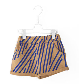Lötie kids Oversized shorts Stripes