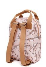 Petit Monkey Backpack Leopard gecko S