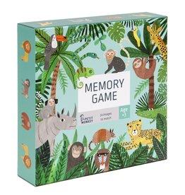 Petit Monkey Memory game jungle animous