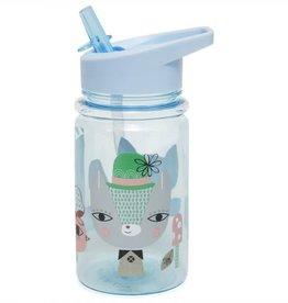 Petit Monkey Drinking bottle lama & friends
