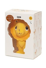 Petit Monkey Rubber toy leo the lion