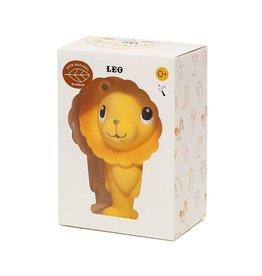 Petit Monkey Rubber toy leo the lion