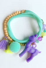 Feest-beest retro ibiza armband