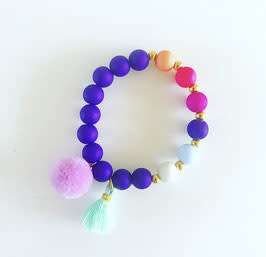 Feest-beest candy armband