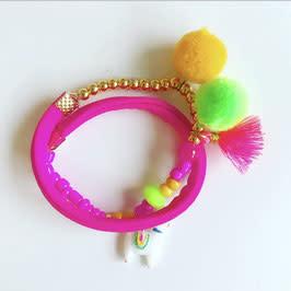 Feest-beest Party ibiza armband