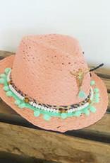 Feest-beest Strand hoed ibiza