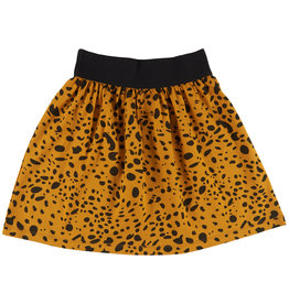 CarlijnQ Spotted animal skirt