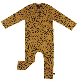 CarlijnQ Spotted animal jumpsuit
