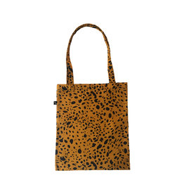 CarlijnQ Spotted animal totebag