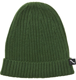 CarlijnQ Knit basics beanie green