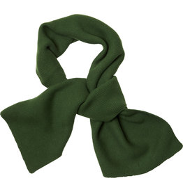 CarlijnQ Knit basics scarf green