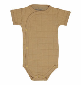 Lodger Romper solid SS | honey