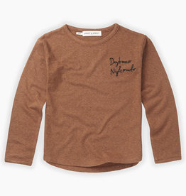Sproet & Sprout T-shirt daydreamer | mocha