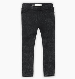 Sproet & Sprout Jersey denim legging | washed black