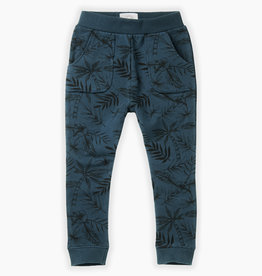Sproet & Sprout Sweaterpants tropical aop | moonlight