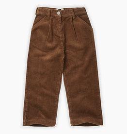 Sproet & Sprout Corduroy flair pants | mocha