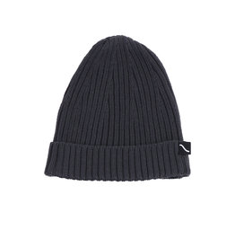 CarlijnQ Knit basics beanie grey