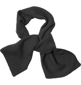 CarlijnQ Knit basics scarf grey