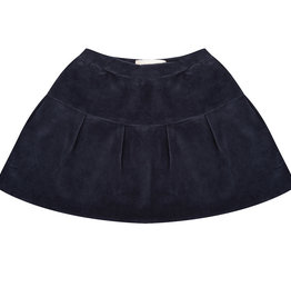 Little Indians Skirt total eclipse velour
