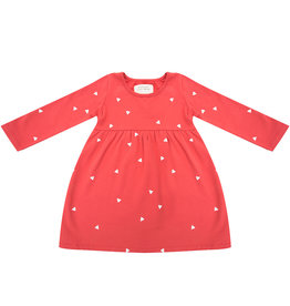 Little Indians Dress small triangle