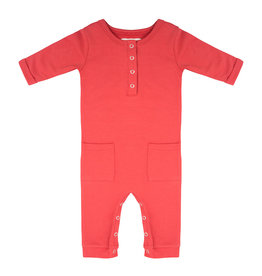 Little Indians Jumpsuit apple
