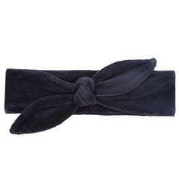 Little Indians Headband total eclipse velour