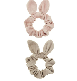 Mimi & Lula Luxury velvet scrunchies