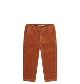 Mingo Tapared trouser corduroy | cinnamon