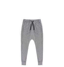 Mingo Winter slim fit jogger stripe