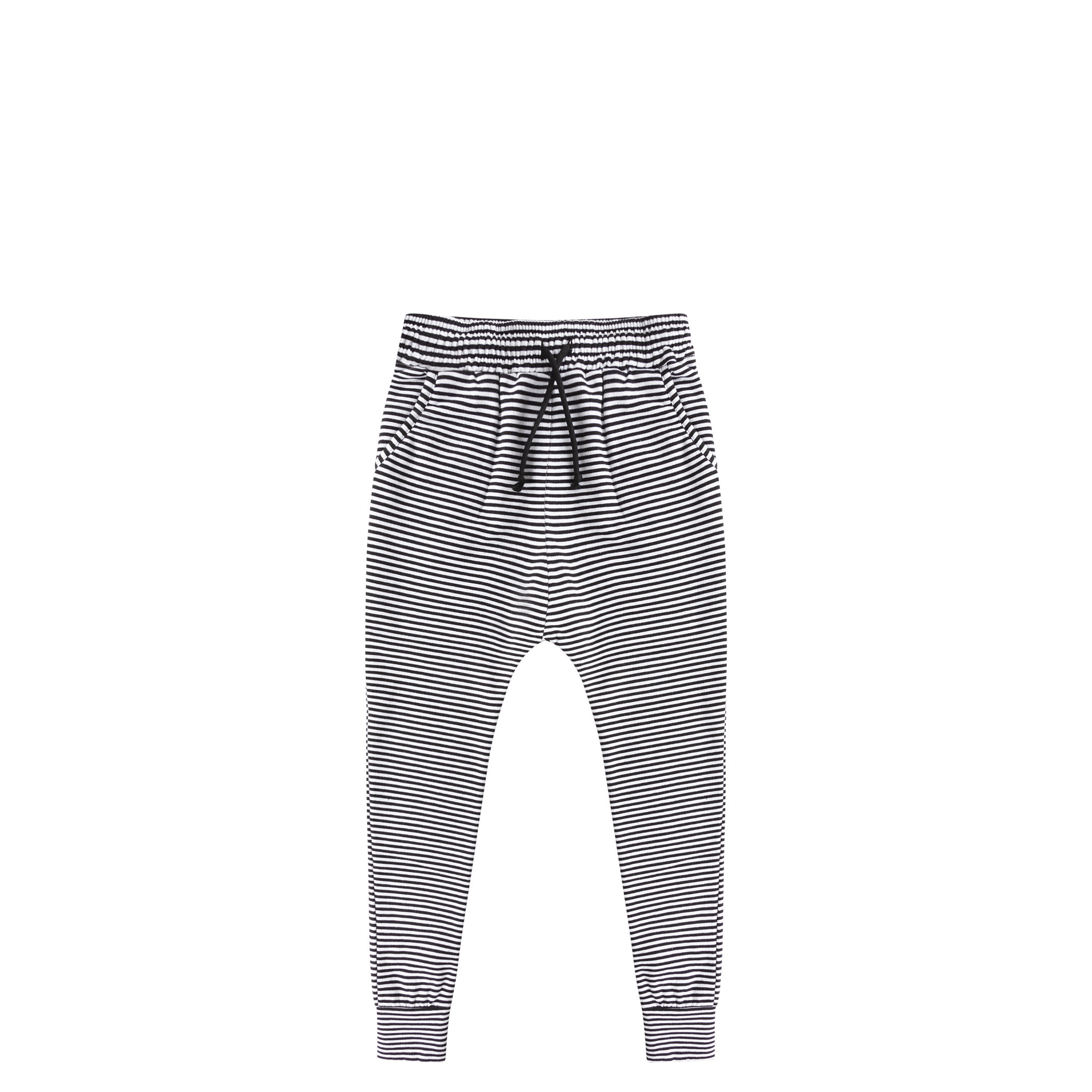 Mingo Winter slim fit jogger stripe