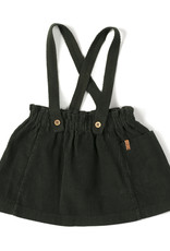 Nixnut Strap skirt | deep moss