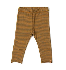 Nixnut Tight legging | camel stripe