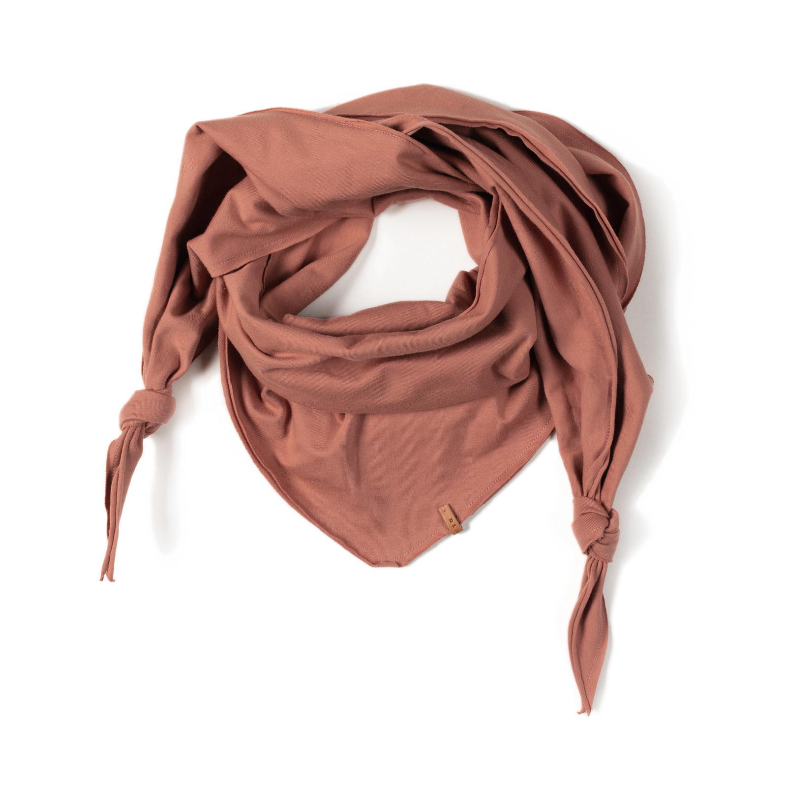 Nixnut Triangle scarf   spice