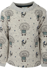 en'fant LS T-shirt oekotex | Rainy day