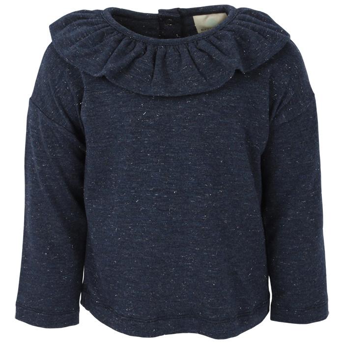 en'fant LS T-shirt | Navy