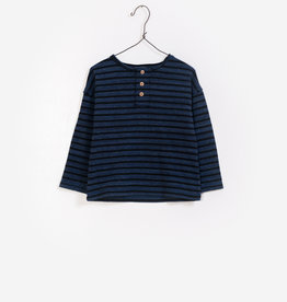 Play-up Striped jersey t-shirt