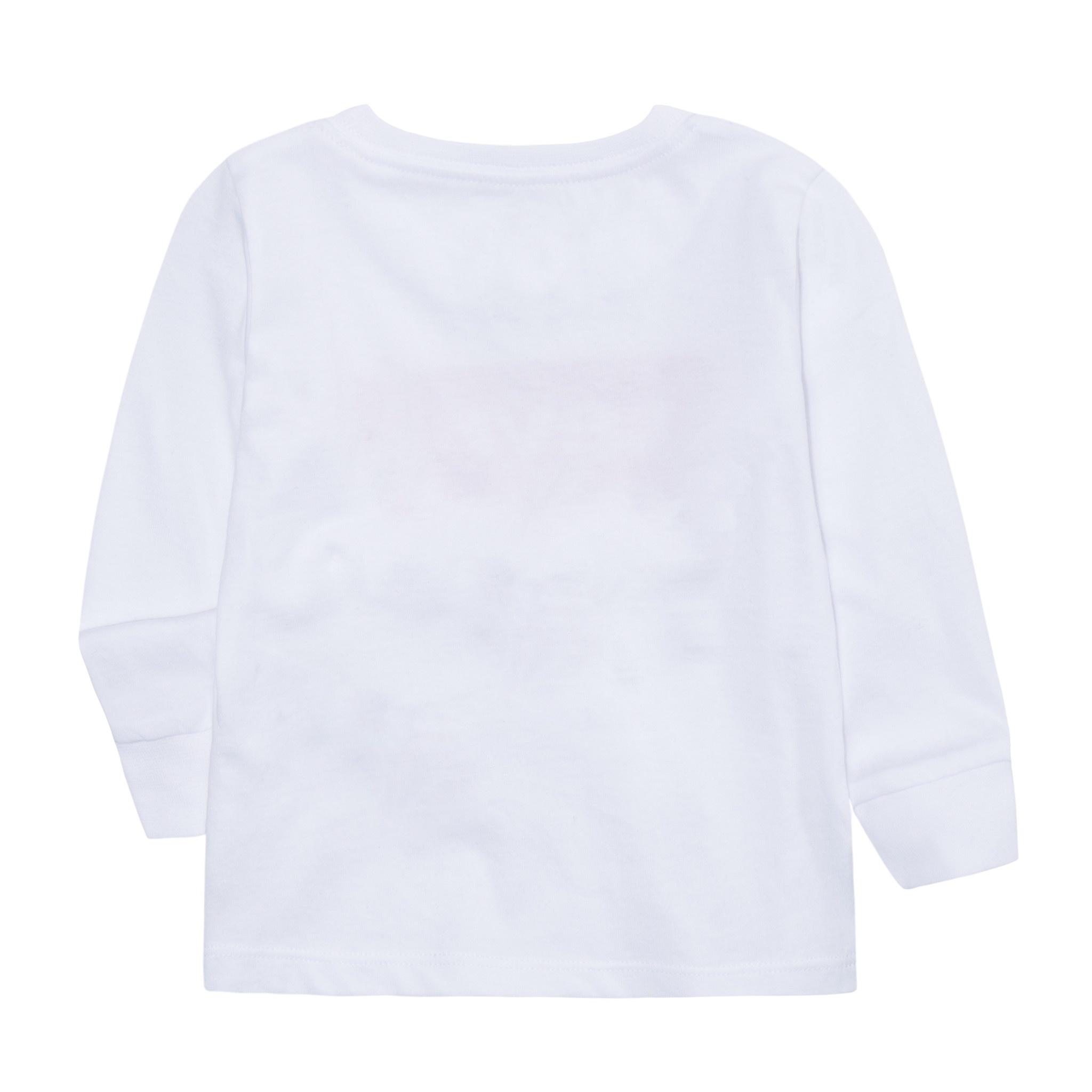 Levi's T-shirt longsleeve batwing white